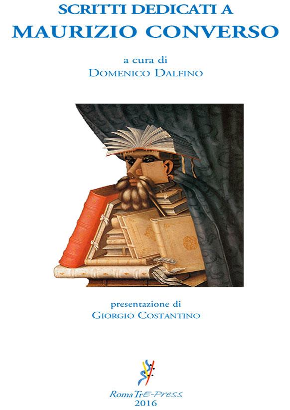 Scritti dedicati a Maurizio Converso