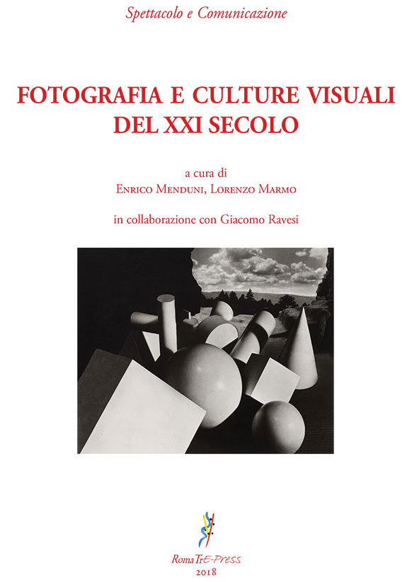 FOTOGRAFIA E CULTURE VISUALI DEL XXI SECOLO