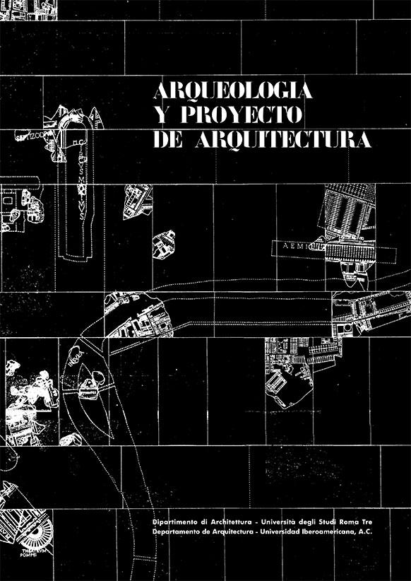 Arqueología y proyecto de arquitectura