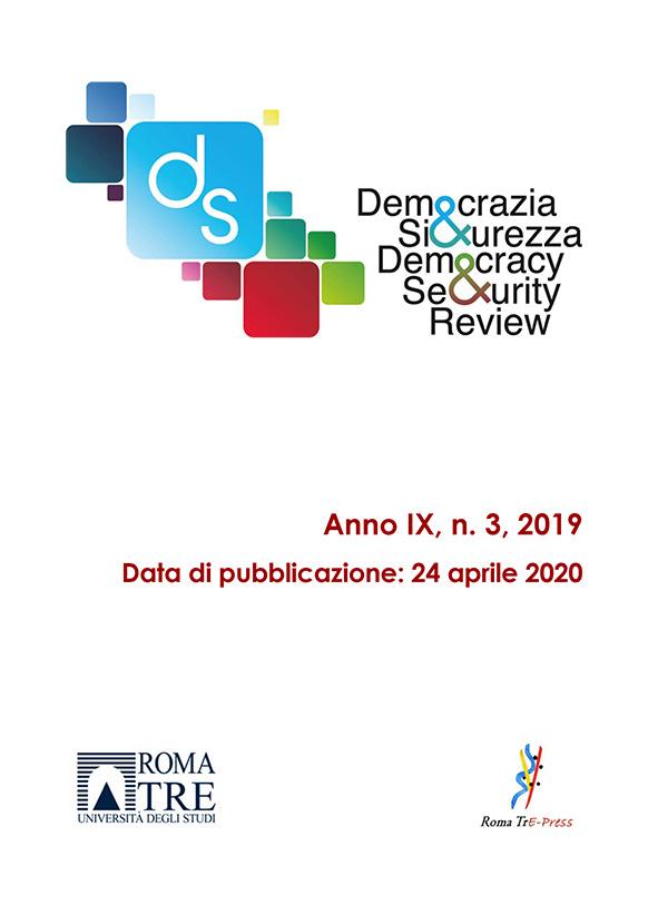 Democrazia e Sicurezza – 2019, n. 3