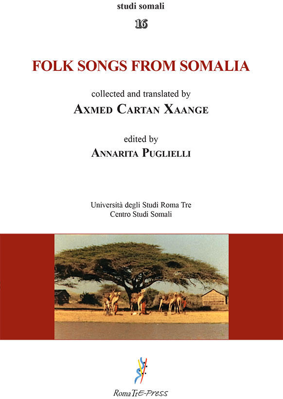 Folk songs from Somalia