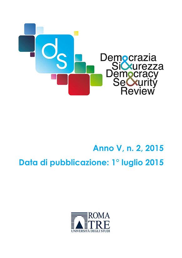 Democrazia e Sicurezza – 2015, n. 2