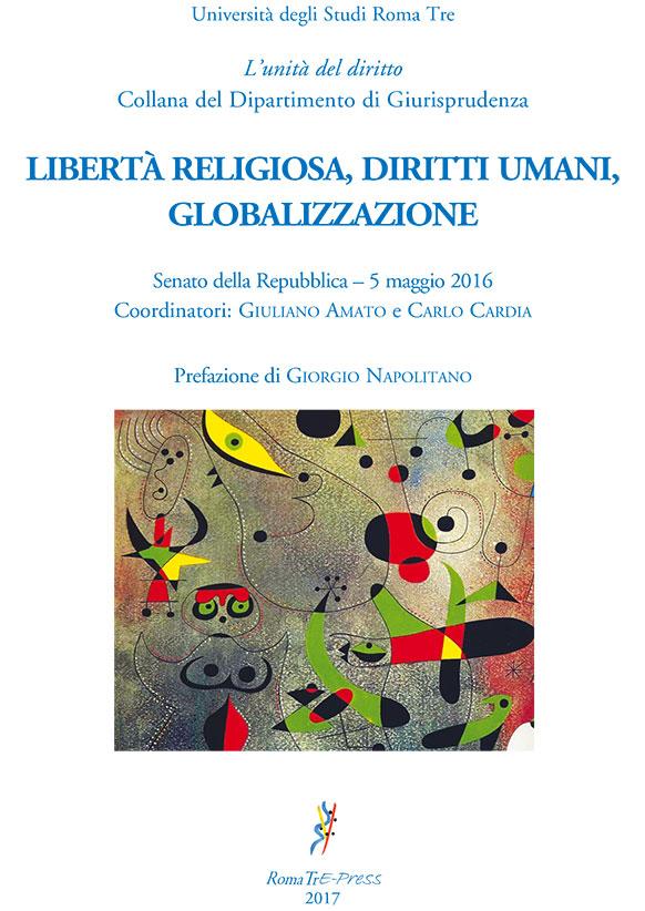 Libertà religiosa, diritti umani e globalizzazione