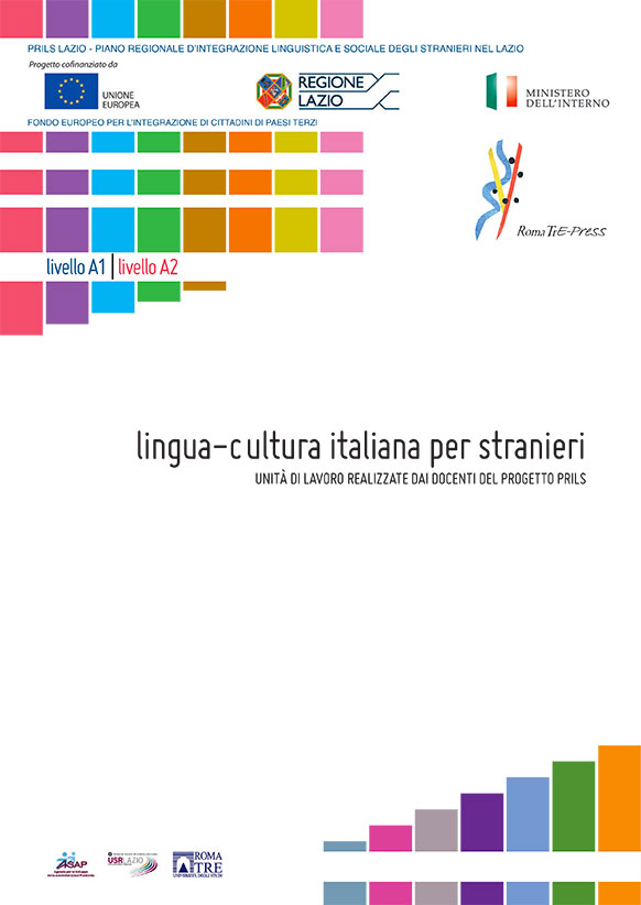 Lingua-cultura italiana per stranieri