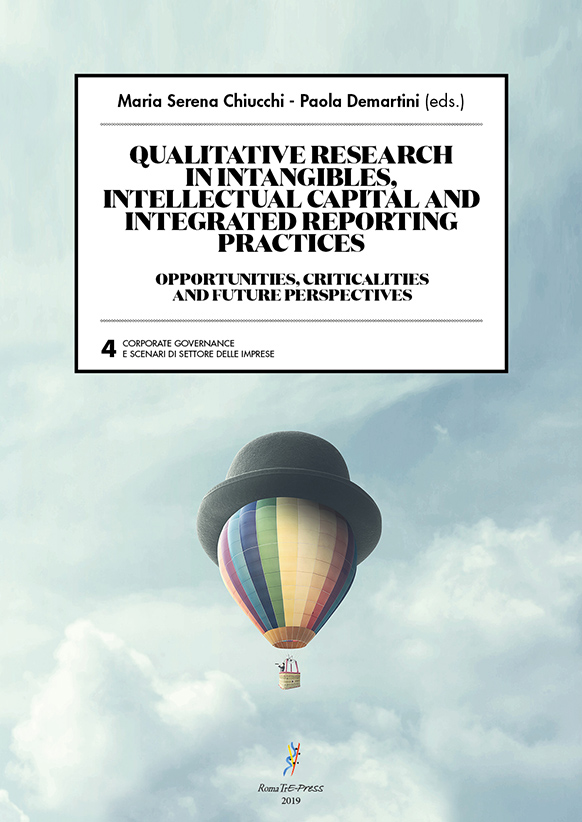 Qualitative Research in Intangibles, Intellectual Capital and Integrated Reporting Practices