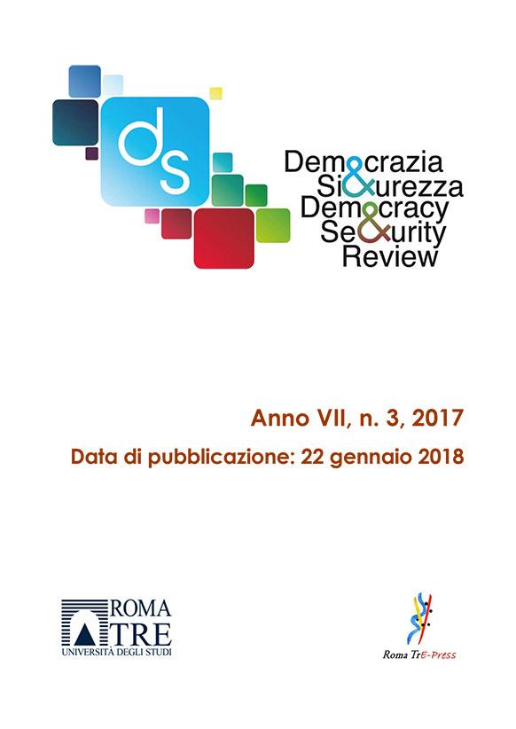 Democrazia e Sicurezza - 2017, n. 3