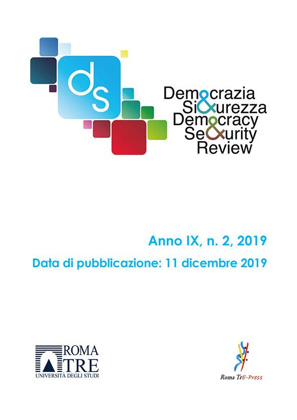 Democrazia e Sicurezza – 2019, n. 2
