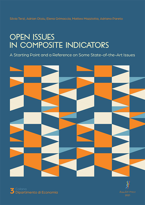 Open issues in composite indicators. A starting point and a reference on some state-of-the-art issues